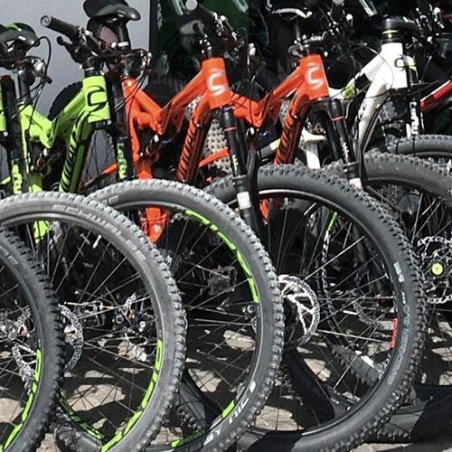 Noleggio Mountain E-Bike